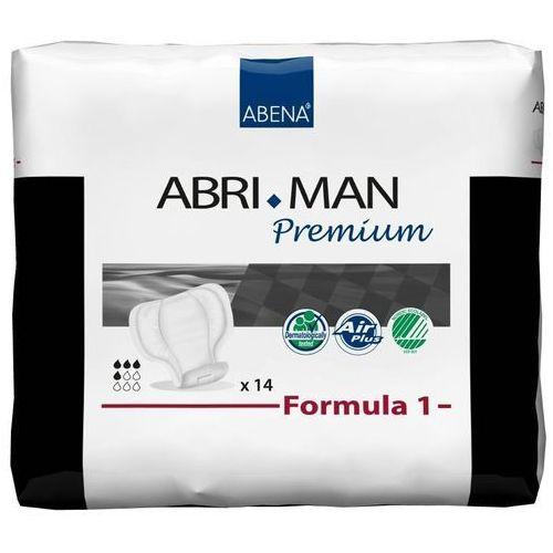 Wkładki anatomiczne Abri-Man Formula 1 (14szt.), towar z kategorii: Pozostałe kosmetyki