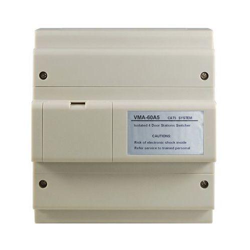 Eura-tech przełącznik sygnału ''eura professional cat5'' vma-60a5 a53a660 - autoryzowany partner eura-tech, automatyczne rabaty.