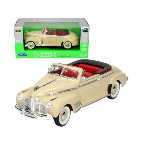 Chevrolet Special De Luxe, kremowy - DARMOWA DOSTAWA OD 199 ZŁ!!!