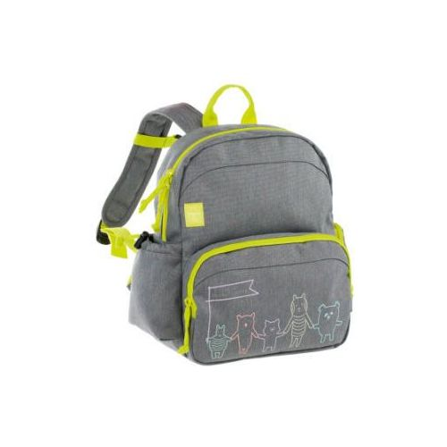 Lässig 4KIDS MEDIUM BACKPACK ABOUT FRIENDS Plecak melange grey (4042183366814)