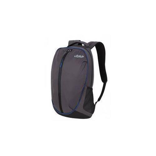8e5d3abb884de Loap Plecak miejski supor black blue