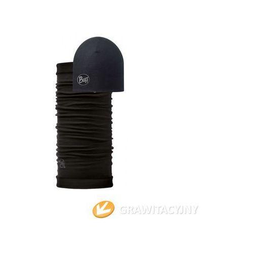 Zestaw Buff Czapka z Microfibry i Polaru Solid Black + Buff Reversible Polar Black - sprawdź w wybranym sklepie