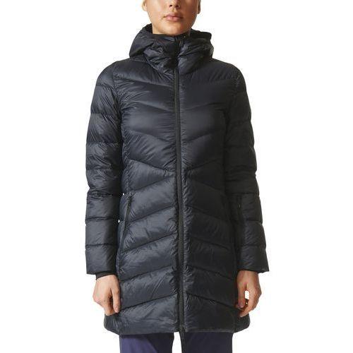 Kurtka zimowa adidas Nuvic BS0985, kolor czarny