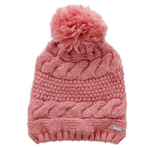 czapka z daszkiem BENCH - Twisting Deep Pink Pk051 (PK051) rozmiar: OS z kategorii Nakrycia głowy i czapki