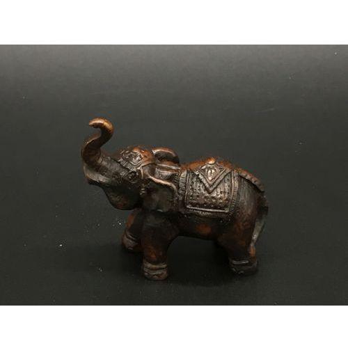 Figurka rzeźbiony słoń - kamień (ael106) marki Veronese