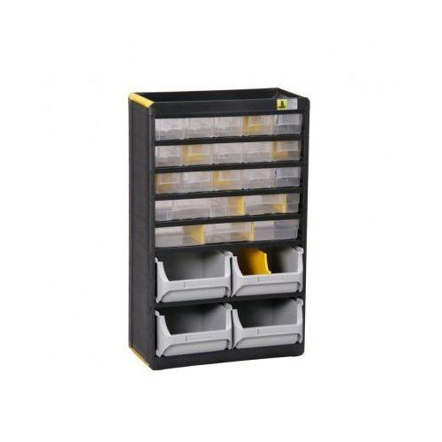 Plastikowe szafki z pojemnikami (4005187652109)