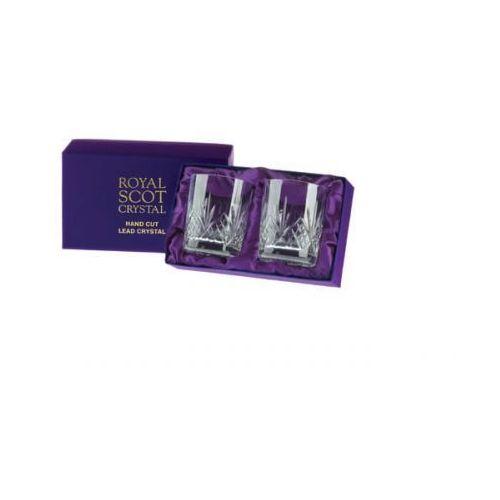 Royal Scot Crystal Szklanki Highland do Whisky 330ml 2szt Pres.B, HIGHB2LT