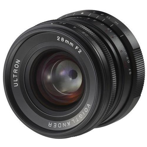 Voigtlander 28mm F/2.0 ULTRON VM (LEICA M) - produkt w magazynie - szybka wysyłka! (4002451195799)