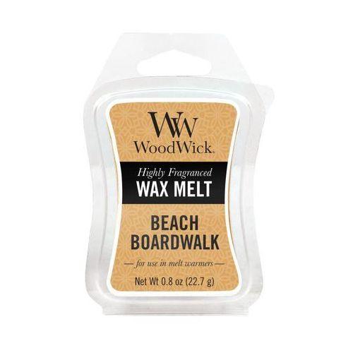 Woodwick - wosk zapachowy beach boardwalk 10h