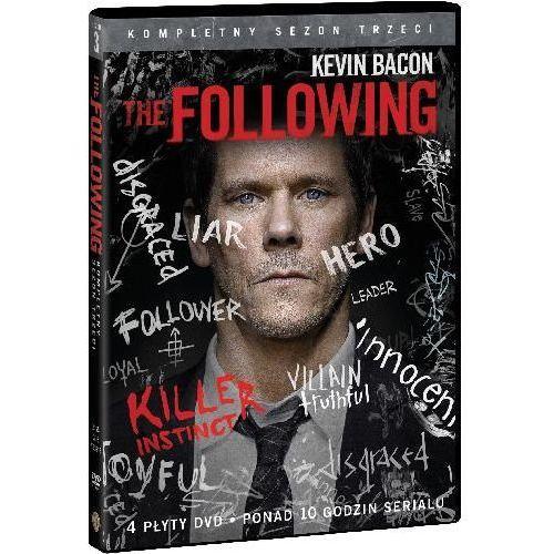 The Following, sezon 3 (DVD) - Marcos Siega, Joshua Butler, Liz Friedlander, Nicole Kassell i inni - produkt z kategorii- Seriale, telenowele, programy TV