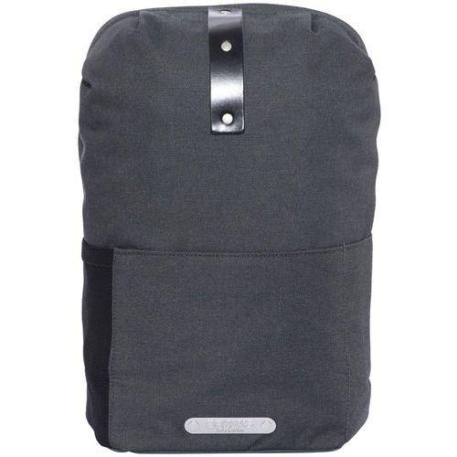 Brooks dalston plecak small 12l szary/czarny 2018 plecaki szkolne i turystyczne