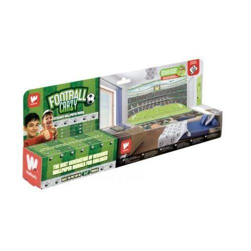 Walltastic Fototapeta 41769 football crazy 243,84x304,80cm (5060107041769)