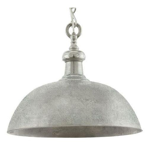 Eglo Lampa wisząca easington 49181 metalowa oprawa zwis ip20 kopuła chrom (9002759491819)