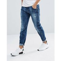 G-Star Arc 3D Slim Jeans with Abraisons Midwash - Blue, jeans