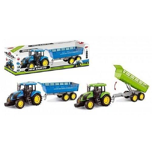 Traktor moje ranczo b/o pl 72 cm 388189 + darmowy transport! marki Mega creative