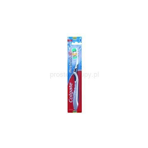 max fresh szczoteczka do zębów medium + do każdego zamówienia upominek. od producenta Colgate