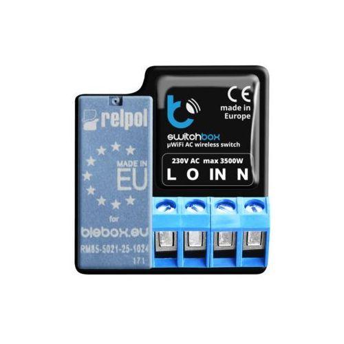 Sterownik switchbox - zarządzanie urządzeniami elektrycznymi marki Blebox