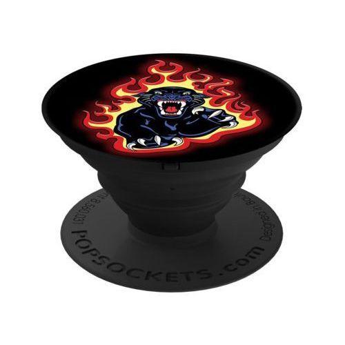 Uchwyt i podstawka POPSOCKETS do telefonu (Panther Flames) (0842978110707)