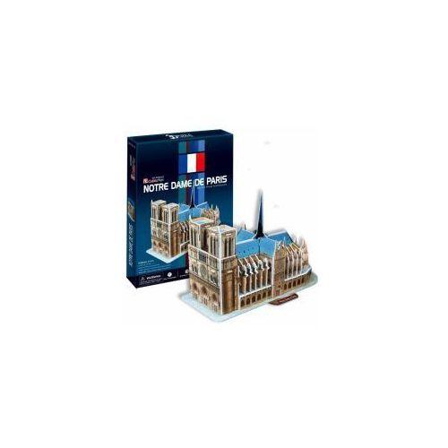 Dante Puzzle 3d katedra notre dame