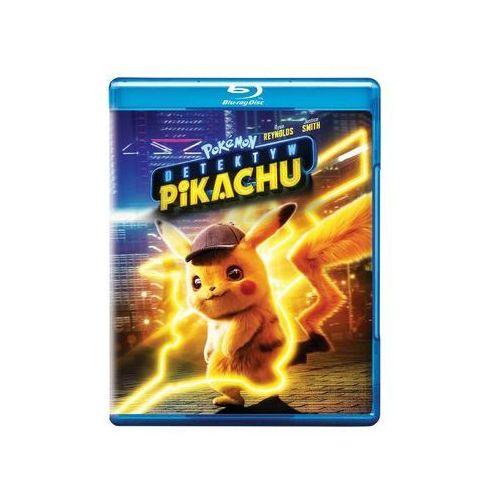 Pokemon detektyw pikachu (bd) (płyta bluray) marki Rob letterman