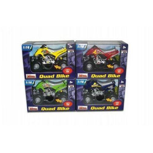 Motor Teama - Quad, model w skali 1:16 z dźwiękiem - TEAMA - produkt z kategorii- Motory