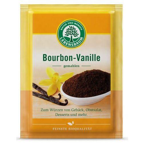 Wanilia Bourbon Mielona BIO 5 g Lebensbaum, 4012346100807
