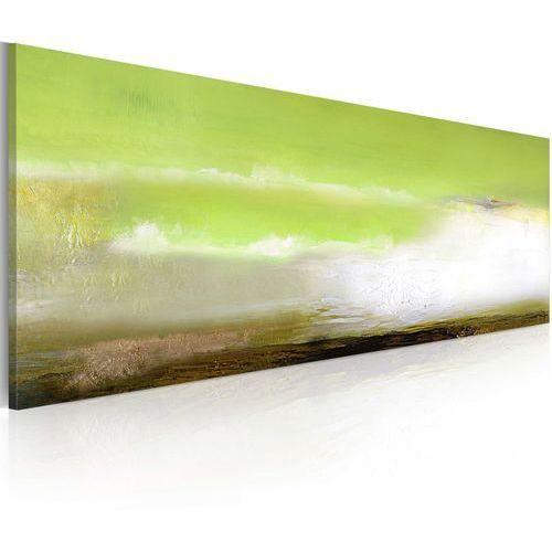 Obraz malowany - piana morska marki Artgeist