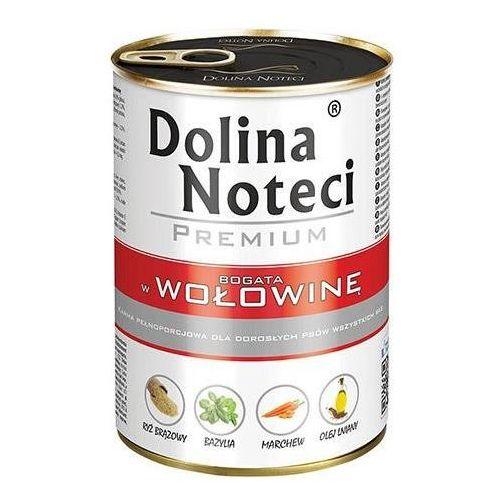 Dolina Noteci Premium Adult Wołowina 400g, 2909