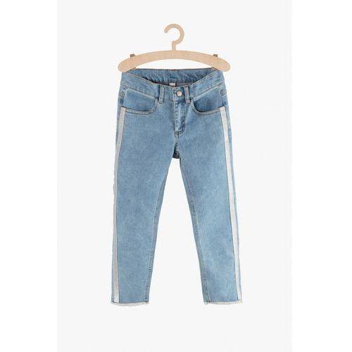 Spodnie jeansowe dziewczęce 4L3805