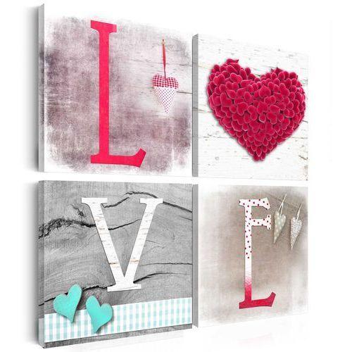 Artgeist Obraz - say that you love me