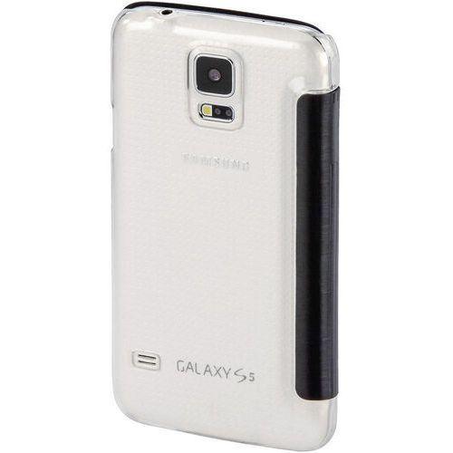 Pokrowiec na telefon  clear 177320, pasuje do modelu telefonu: samsung galaxy s5 neo, czarny marki Hama
