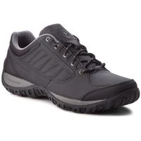 Trekkingi COLUMBIA - Ruckel Ridge BM5526 Black/City Grey 010, kolor czarny