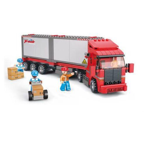 Sluban TOWN Tir-samochód ciężarowy M38-B0338