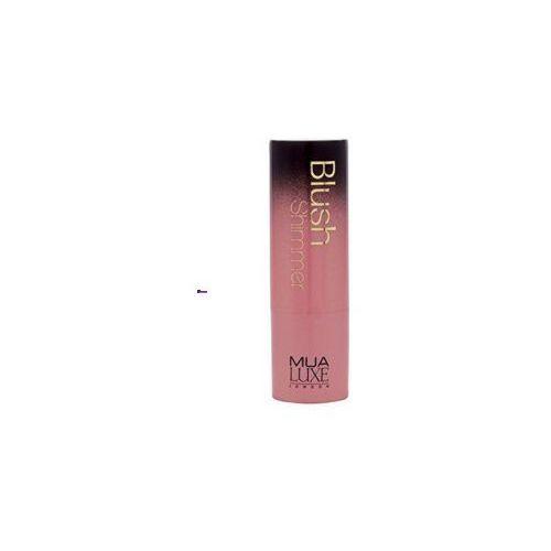 MUA Luxe Blush Shimmer Stick (W) róż w sztyfcie 9g