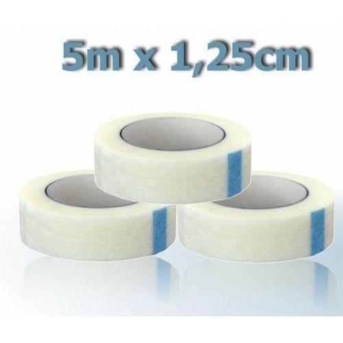 Przylepiec hypoalergiczny włókninowy ogólnego zastosowania 5mx1,25cm, 39591