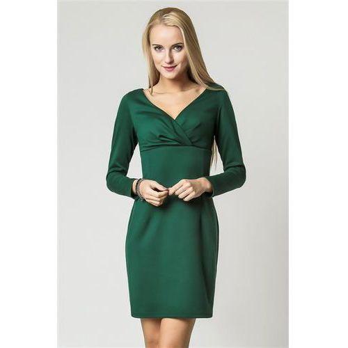 Sukienka Model Marie Knitwear Green