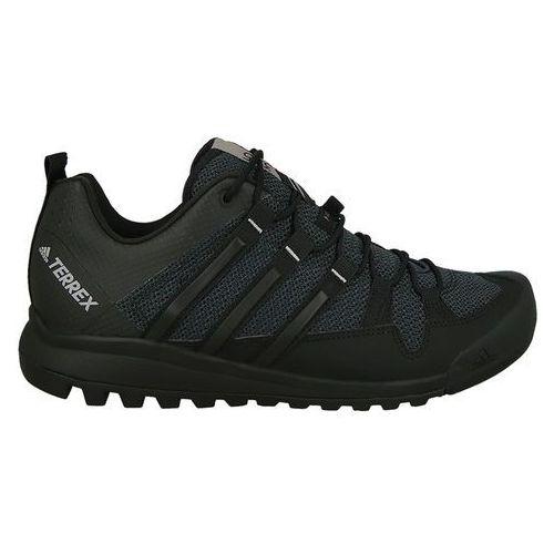 Buty terrex solo bb5561 - szary marki Adidas