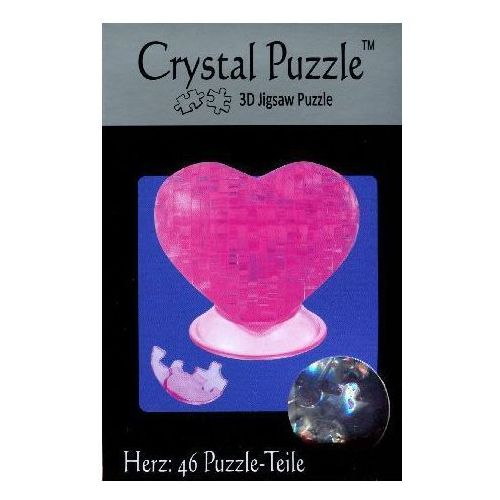 Crystal Puzzle Serce