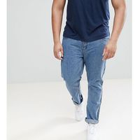 Loyalty and Faith PLUS Regular Fit Jeans in Stonewash Blue - Blue, kolor niebieski