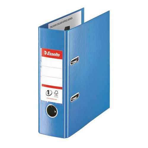 Segregator vivida no.1 power a5/75, niebieski 46865 marki Esselte