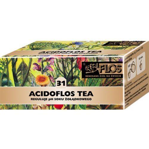 Herbaflos Acidoflos tea 31 fix 2g x 25 saszetek