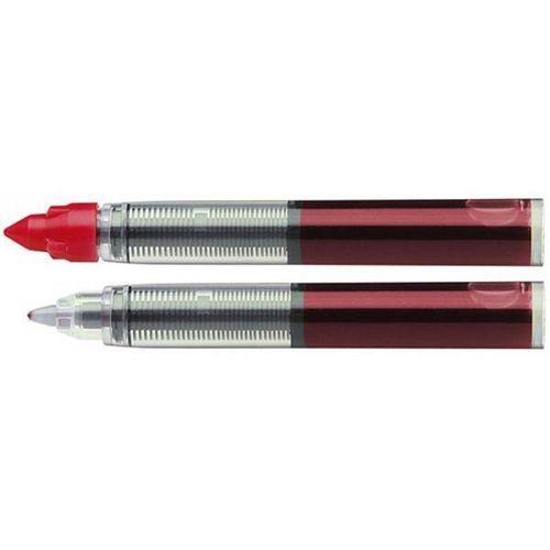 Schneider Kartridże 852 852 do piór kulkowych, m, 5 szt., czerwony (4004675081964)