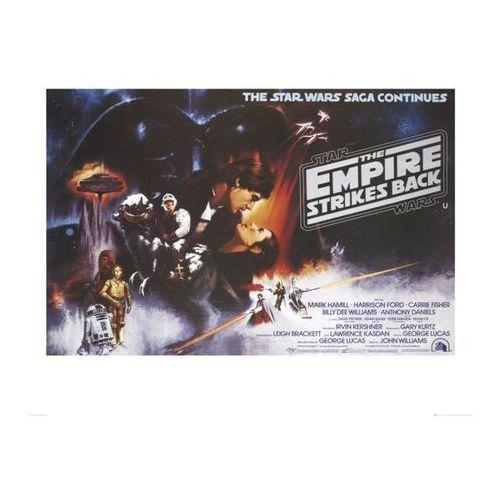 Gwiezdne Wojny Star Wars empire strikes back - reprodukcja, kup u jednego z partnerów