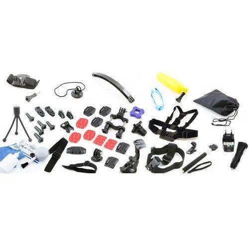 Zestaw XREC do GoPro Advanced Set (58 elementów) DARMOWY TRANSPORT (5905279996229)