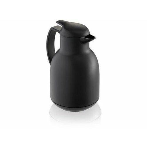 Dzbanek próżniowy Bolero 1,0 L satynowy czarny 28338
