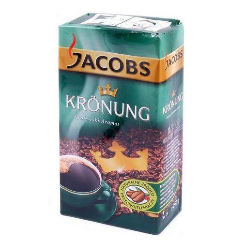 Jacobs Kawa mielona  kronung 250g (5901480000724)