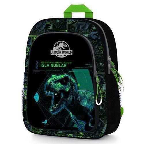 Karton P+P Plecak dziecięcy do przedszkola Jurassic World (8595096772372)
