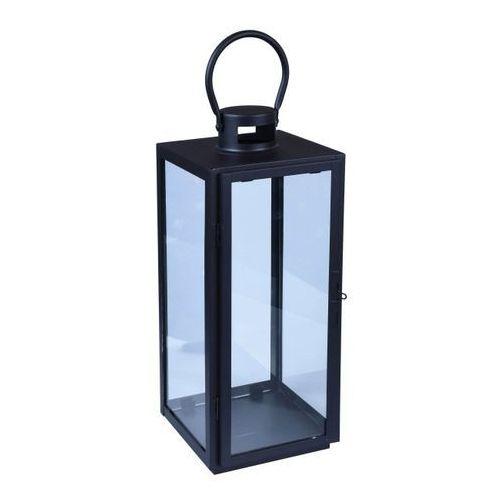 Latarenka metalowa duża czarna (5905620029439)