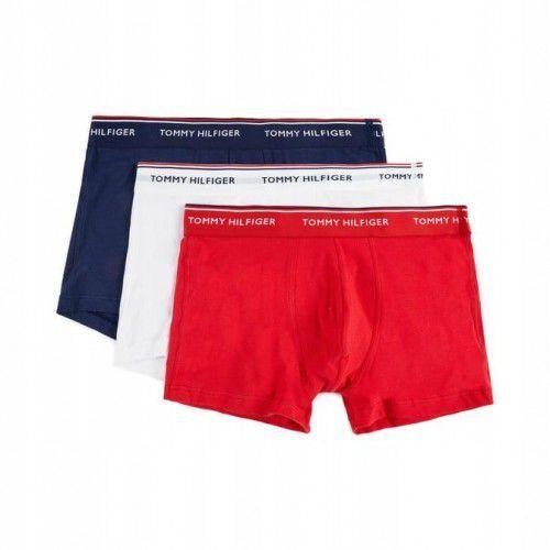 Tommy Hilfiger 3 pack bokserki męskie L wielokolorowe, EA8B-51293