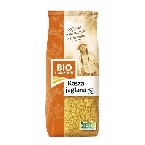 Kasza jaglana bezglutenowa bio 500g marki Bio harmonie
